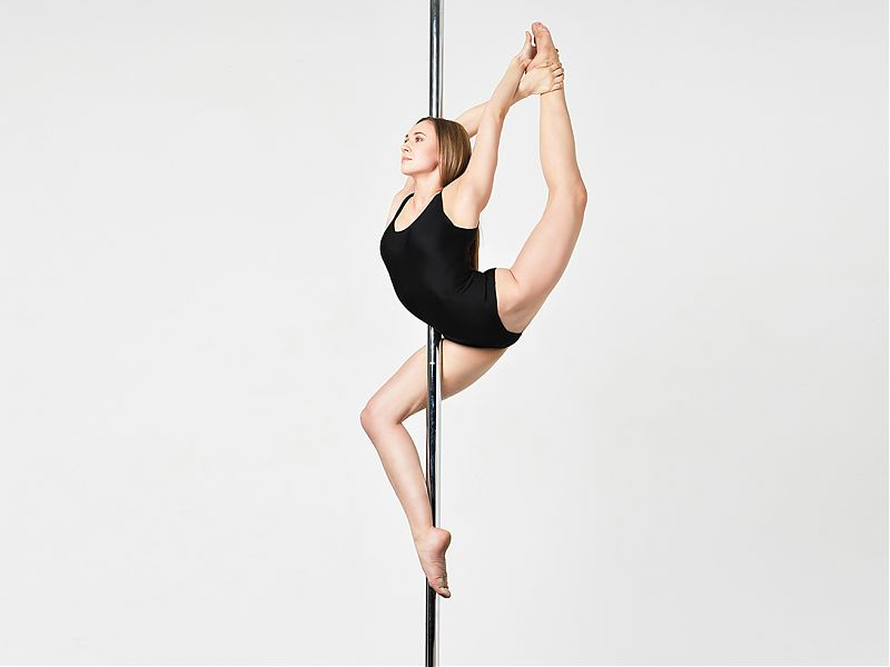 Pole Fitness (Acrobatic)