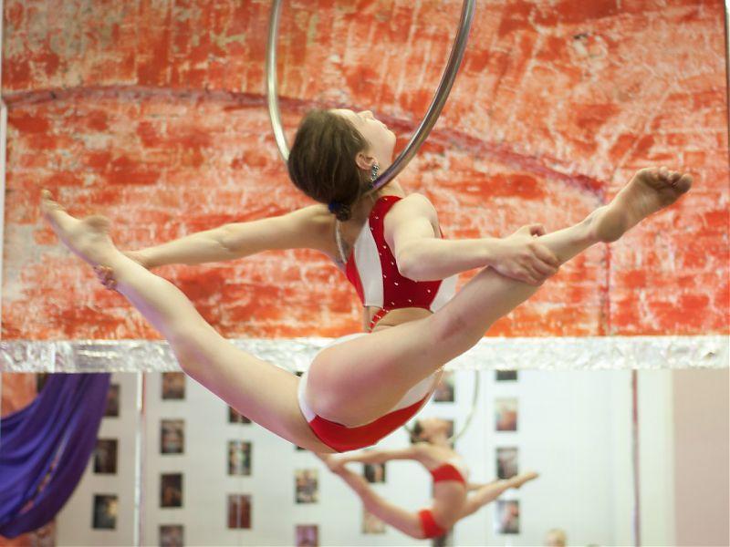 Идеи фото в гимнастике